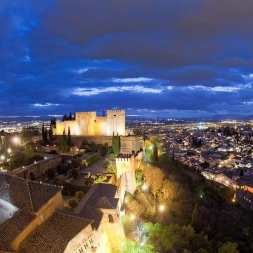 VISITING THE 700 YEAR OLD PALACES AND GARDENS OF THE ALHAMBRA | www.AfterOrangeCounty.com