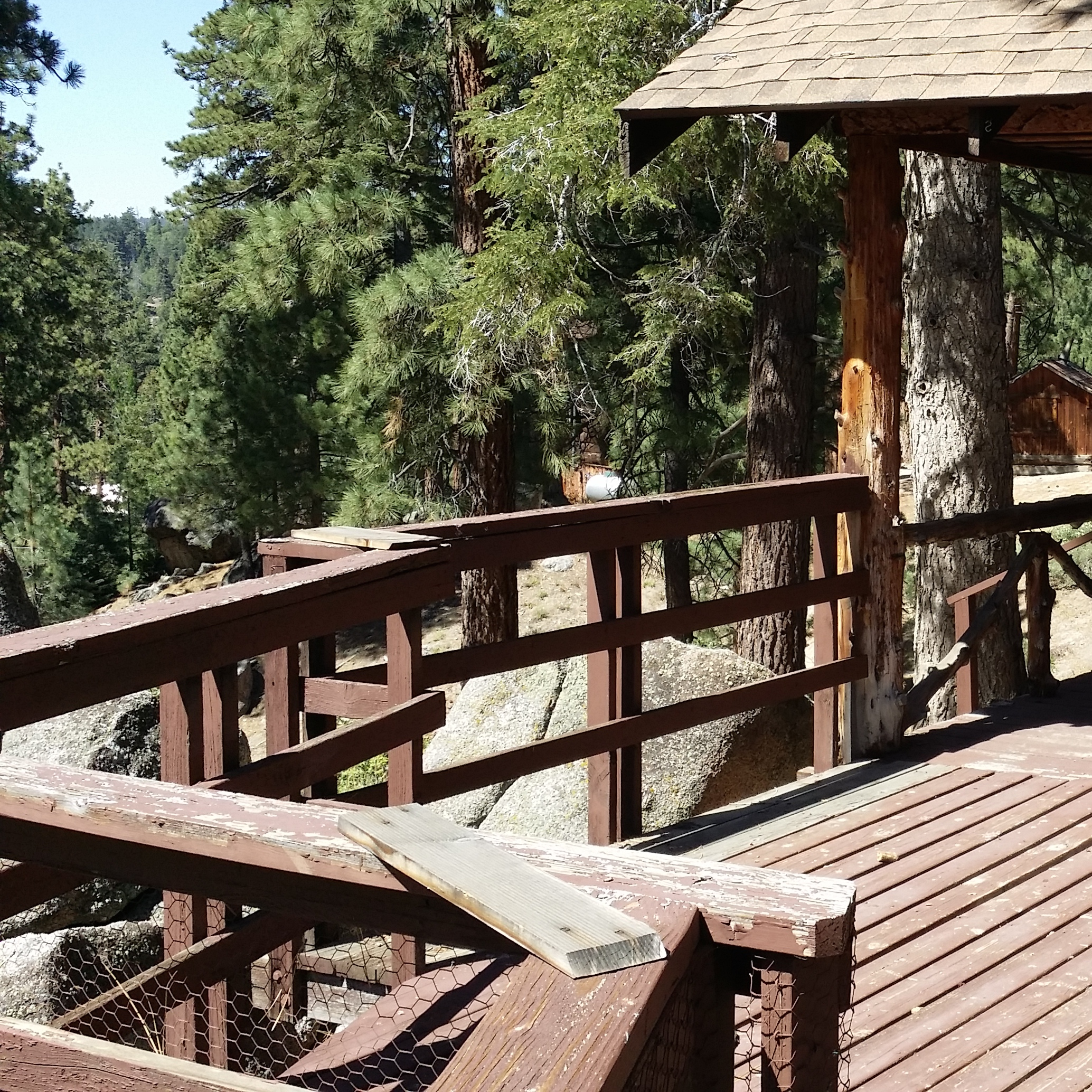 AN UPDATE ON MY LOG CABIN RENOVATION After Orange County