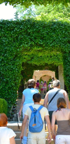 COME WITH ME TO THE FANTASYLAND OF A SULTAN| The leisure place for the Kings of #Granada, #Spain | www.AfterOrangeCounty.com