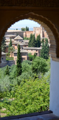 COME WITH ME TO THE FANTASYLAND OF A SULTAN | The #PALACIO DEL #GENERALIFE | The leisure place for the Kings of #Granada, #Spain | www.AfterOrangeCounty.com
