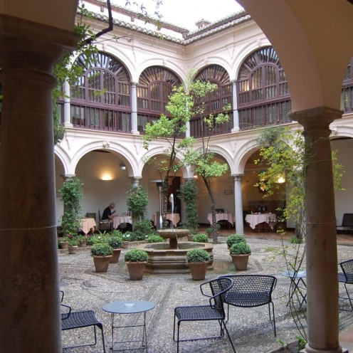 Parador Granada, Spain | www.AfterOrangeCounty.com