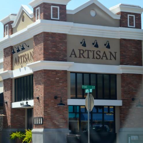 MY BIRTHDAY BREAKFAST AND WINE TASTING AFTERNOON | Artisan Restaurant | www.AfterOrangeCounty.com