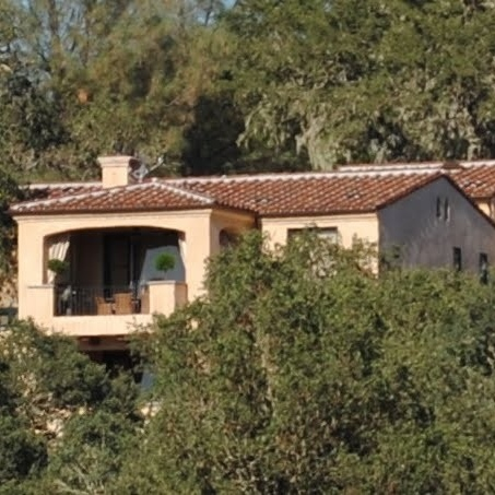 Cindy Hattersley's Beautiful Villa Cantina