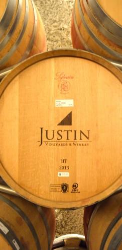 MY BIRTHDAY BREAKFAST AND WINE TASTING AFTERNOON | # Justin Vineyards & Winery | www.AfterOrangeCounty.com