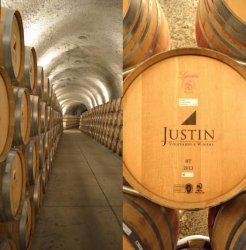 A VISIT TO MY FAVORITE WINERY | #Justin #Vineyard & #Winery | www.AfterOrangeCounty.com