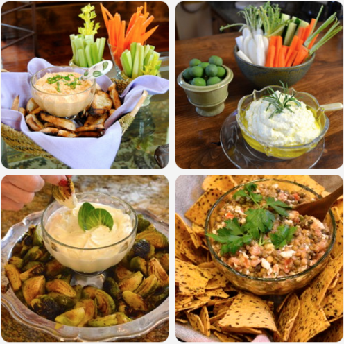 MY ULTIMATE GUIDE TO THE 4TH OF JULY | www.AfterOrangeCounty.com | 4 Delicious Dip Recipes