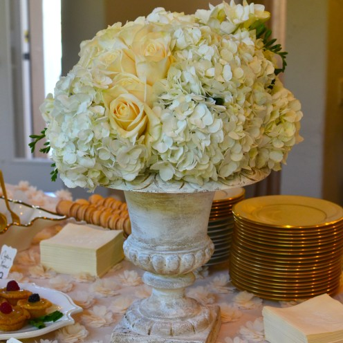 HOW TO HOST A BEAUTIFUL BRIDAL SHOWER | www.AfterOrangeCounty.com |