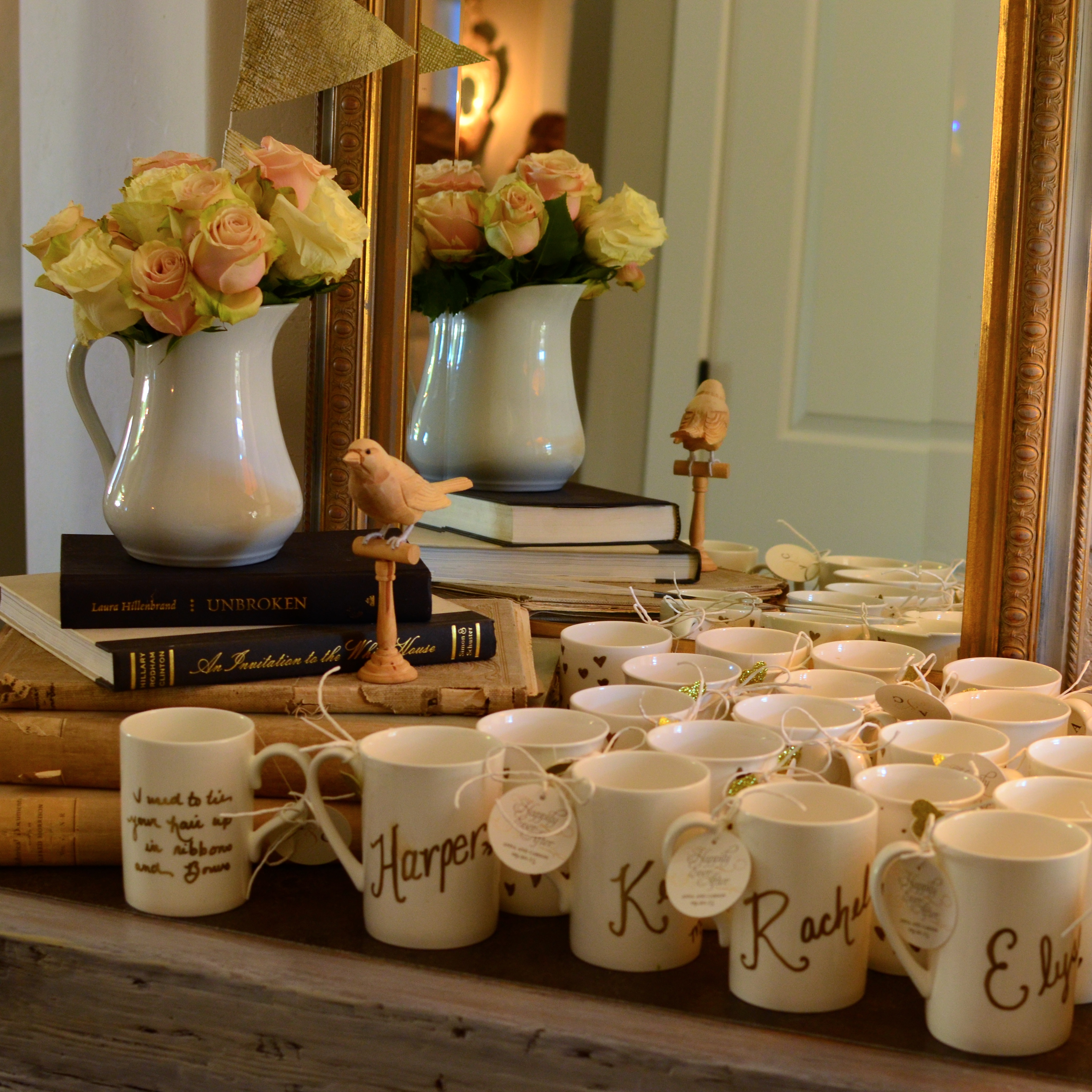 HOW TO HOST A BEAUTIFUL BRIDAL SHOWER