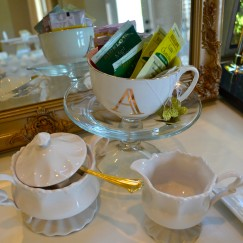 HOW TO HOST A BEAUTIFUL BRIDAL SHOWER | www.AfterOrangeCounty.com |#Tea #Party