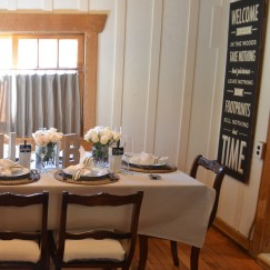 AN INTIMATE GRADUATION GATHERING IN OUR NEW MOUNTAIN RETREAT | www.AfterOrangeCounty.com | #graduation #party