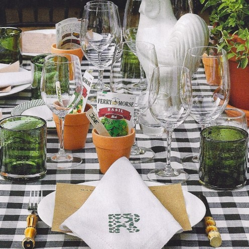 HOW TO HOST A HAMPTONS STYLE WEDDING REHEARSAL DINNER | #Hamptons #RehersalDinner | www.AfterOrangeCounty.com