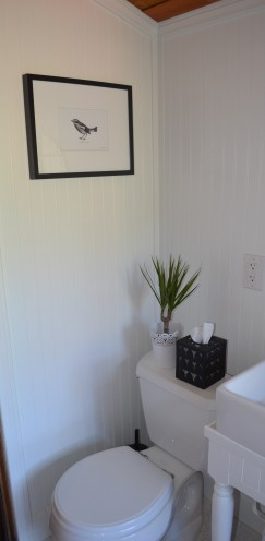INTRODUCING MY #LOG #CABIN BATHROOM RENOVATION | www.AfterOrangeCounty.com