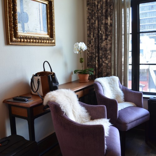 CHECKING INTO THE LUDLOW HOTEL NYC | #Ludlow #Hotel #NYC | www.AfterOrangeCounty.com