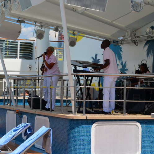 SAILING OUT OF NEW YORK HARBOR   www.AfterOrangeCounty.com   #NCL #CruiseLine #TheHaven #NorwegianCruiseLines