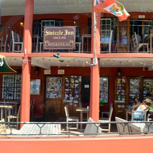 A VISIT TO THE ISLAND OF BERMUDA | www.AfterOrangeCounty.com | #Bermuda #Swizzle Inn #NCL #Cruise