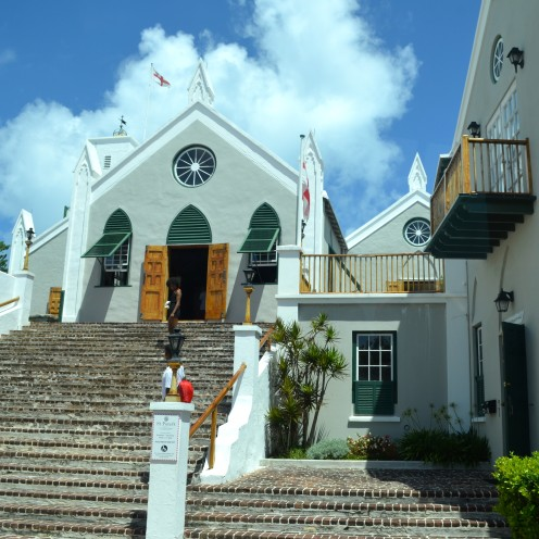 A VISIT TO THE ISLAND OF BERMUDA | www.AfterOrangeCounty.com | #Bermuda #NCL #Cruise #Churches