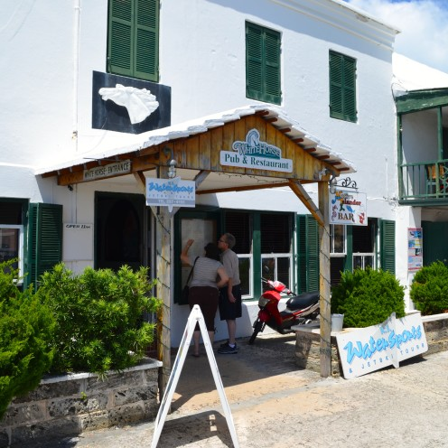 A VISIT TO THE ISLAND OF BERMUDA | www.AfterOrangeCounty.com | #Bermuda #St. George #WhiteHorsePub #NCL #Cruise