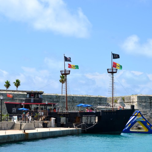 A VISIT TO THE ISLAND OF BERMUDA | www.AfterOrangeCounty.com | Royal Naval Dockyards |#Bermuda #NCL #Cruise
