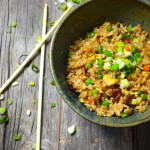 HAWAIIAN STYLE FRIED RICE RECIPE