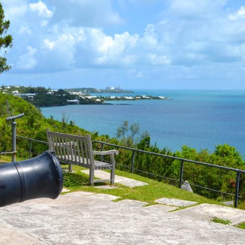 THE BEAUTIFUL HOMES HOTELS & BEACHES OF BERMUDA | #Bermuda | #FortScaur | www.AfterOrangeCounty.com