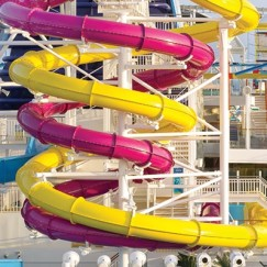 TOUR OF NCL BREAKAWAY AFT FACING PENTHOUSE SUITE 10312 | The Aqua Park #NCL #Breakaway