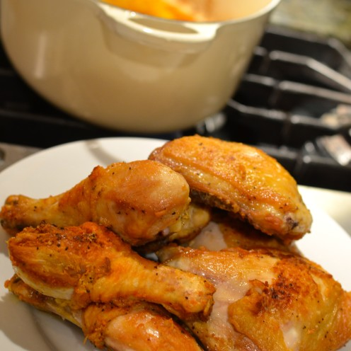 SPANISH STYLE CHICKEN FRICASSEE | Recipe By www.AfterOrangeCounty.com | #Chicken #Fricassee