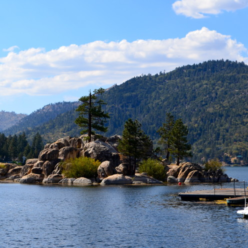 BRUNCH AND A BOAT RIDE | FAwnskin | Big Bear Lake Cabin Rental | www.AfterOrangeCounty.com