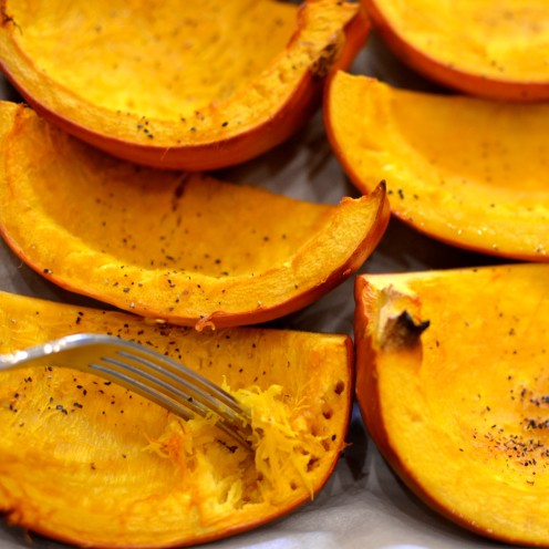 ROASTED PUMPKIN SOUP RECIPE | www.AfterOrangeCounty.com