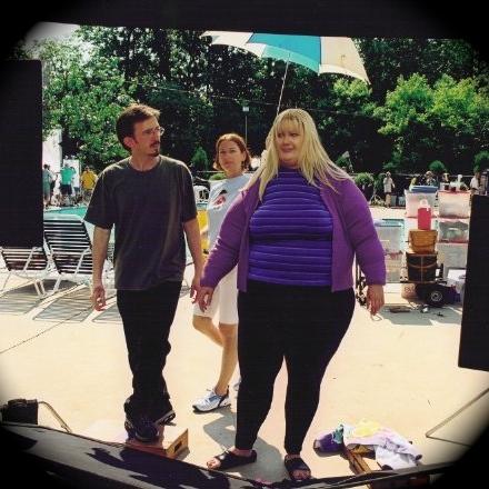 HALLOWEEN HOLLYWOOD STYLE | Tony Gardner with Gweneth Paltrow | www.AfterOrangeCounty.com
