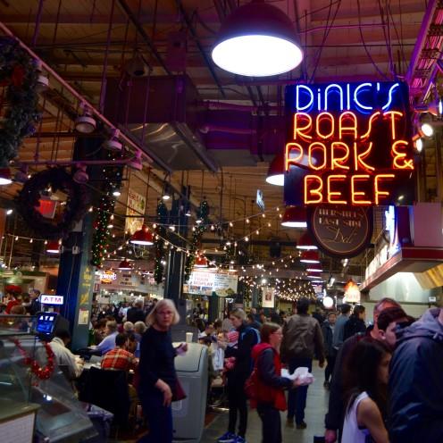 A POSTCARD FROM PHILADELPHIA | Dinic's | www.AfterOrangeCounty.com