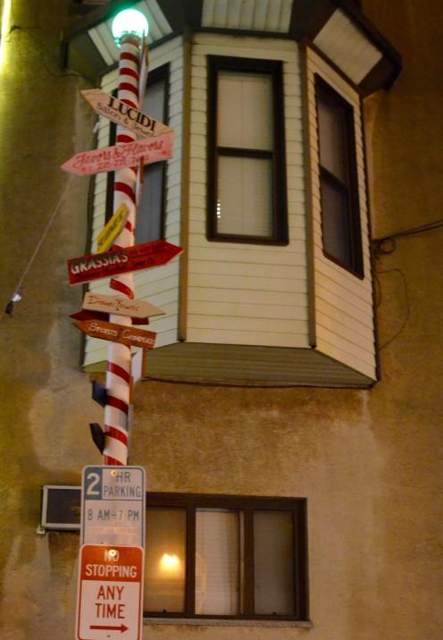 A POSTCARD FROM PHILADELPHIA | Miracle on 13th Street | www.AfterOrangeCounty.com