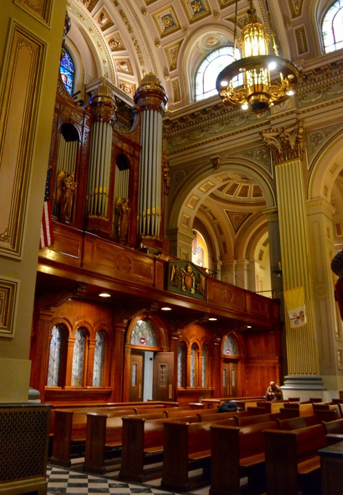 SEASONS GREETINGS from Philly | The Cathedral of Saints Peter & Paul | www.AfterOrnageCounty.com