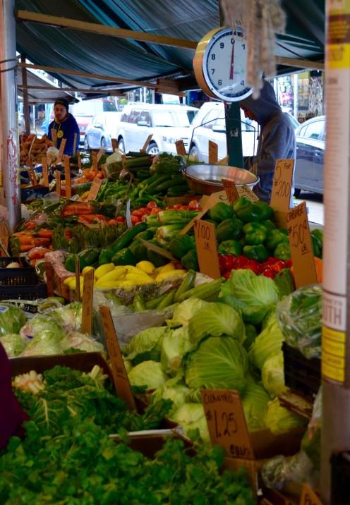 A POSTCARD FROM PHILADELPHIA | The Italian Market | www.AfterOrangeCounty.com