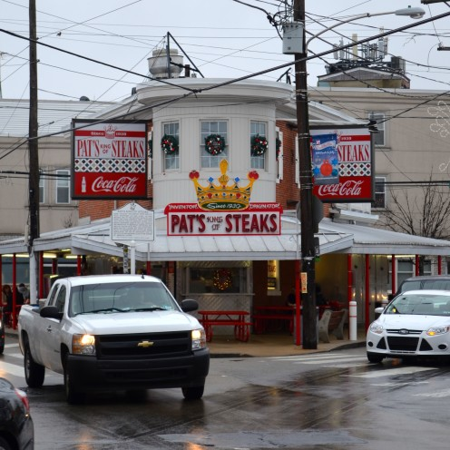 A VISIT TO THE MARVELOUS ITALIAN MARKET IN PHILLY | Pat's Philly Cheesesteaks | www.AfterOrangeCounty.com