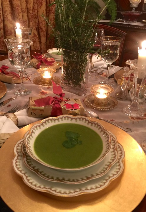 THE SOUP RECIPE YOU MUST MAKE FOR THE HOLIDAYS | Watercress Soup Recipe By Celia @ www.AfterOrangeCounty.com