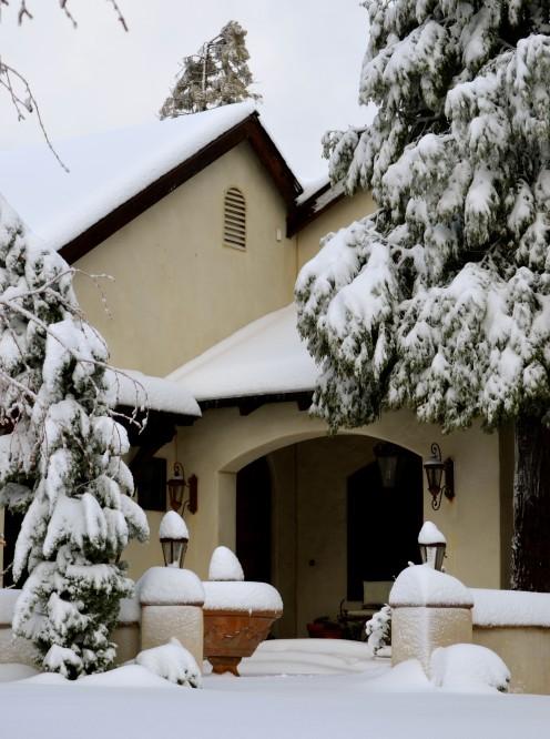 BEAUTIFUL WINTER WONDERLAND   Winter in Lake Arrowhead, California   www.AfterOrangeCounty.com