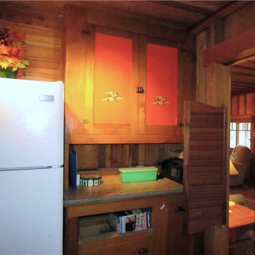 MY LOG CABIN KITCHEN RENOVATION| www.AfterOrangeCounty.com