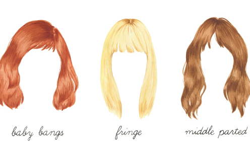 Do's & Don'ts for the Perfect Bang |www.AfterOrangeCounty.com