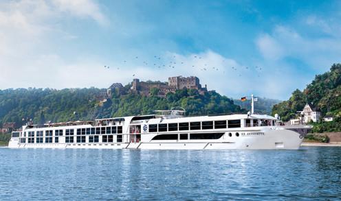 Uniworld's S.S. Antoinette |Castles Along the Rhine | www.AfterOrangeCounty.com
