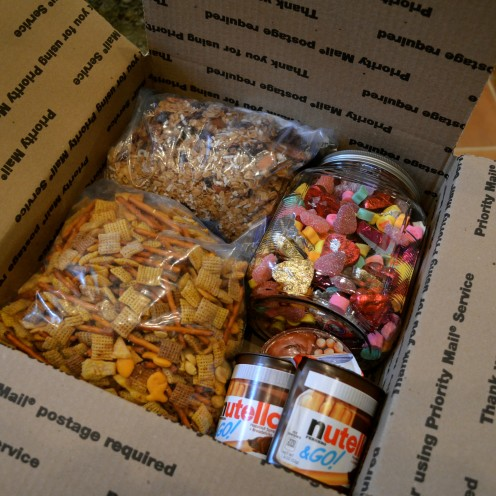 A COLLEGE CARE PACKAGE   www.AfterOrangeCounty.com