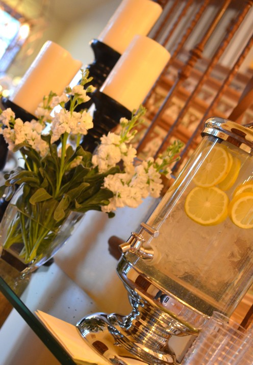 HOW TO PLAN AND HOST A LARGE DINNER PARTY   www.AfterOrangeCounty.com