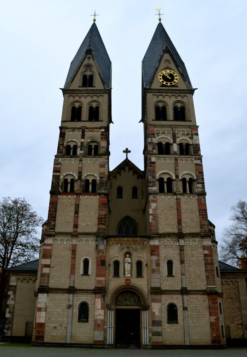 A WALKING TOUR OF KOBLENZ GERMANY | Basilica of St. Castor | www.AfterOrangeCounty.com