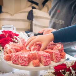 VALENTINE MARSHMALLOW TREAT RECIPE | www.AfterOrangeCounty.com