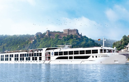 SAIL AWAY WITH ME ON UNIWORLD'S S.S. ANTOINETTE | Castles Along the Rhine Voyage | www.AfterOrangeCounty.com
