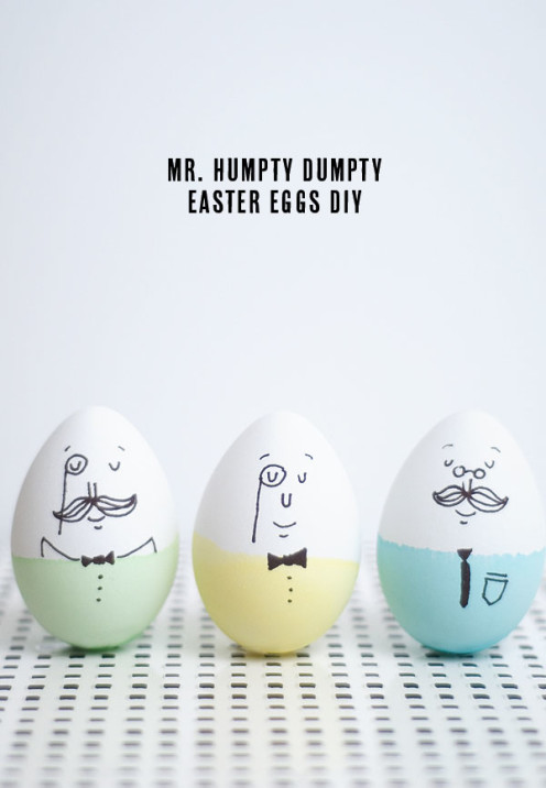 20 TERRIFIC IDEAS FOR DECORATING EASTER EGGS | From Confetti Sunshine |www.AfterOrangeCounty.com