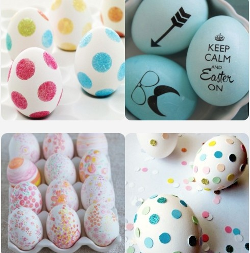 20 TERRIFIC IDEAS FOR DECORATING EASTER EGGS | www.AfterOrangeCounty.com