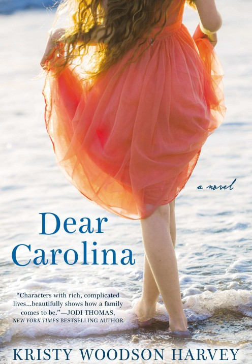 """Dear Carolina"" By Kristy Woodson Harvey 