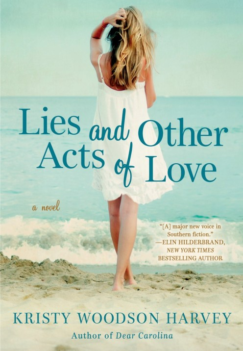 THE BOOK THAT GOT ME THROUGH A WEEK IN THE HOSPITAL | Lies and Other Acts of Love | By Kristy Woodson Harvey | www.After OrangeCounty.com