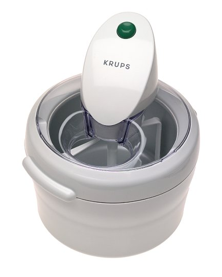 Krups 358-70 La Glaciere Ice Cream Maker | www.AfterOrangeCounty.com