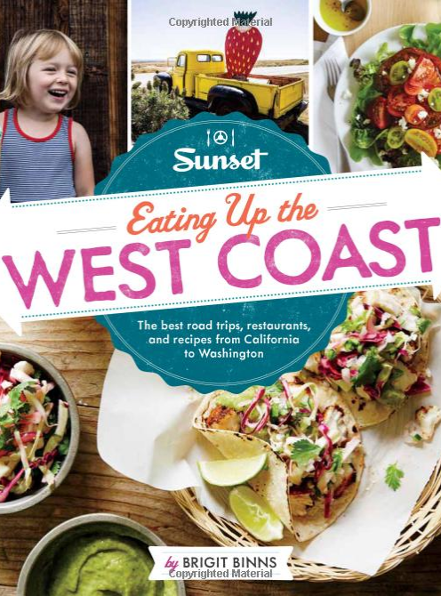 Sunset Eating Up the West | A wonderful foodie road trip book | www.AfterOrangeCounty.com